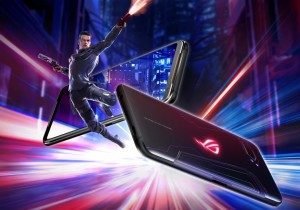 ASUS Republic of Gamers anuncia a chegada do Android 10 para ROG Phone II