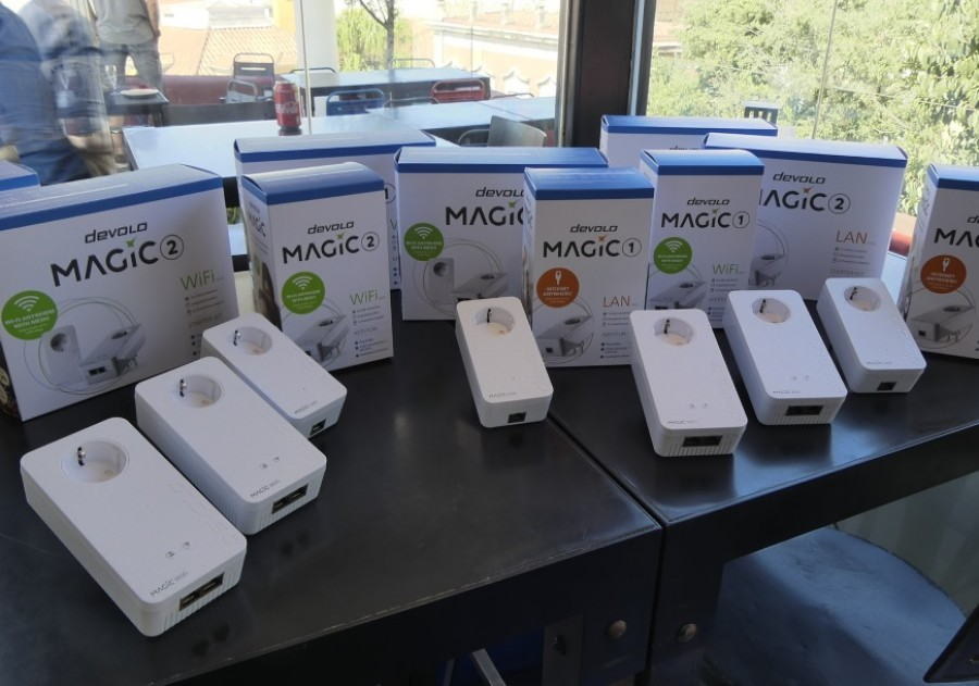 devolo Magic chega a Portugal em novembro e promete revolucionar sistema powerline